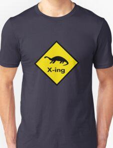 Dinosaur Crossing T-Shirt