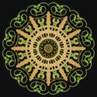 sunburst-dala by webgrrl