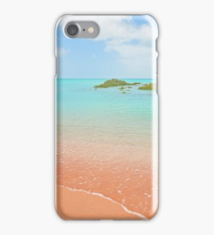 town beach roebuck bay  iPhone Case/Skin