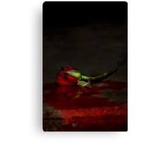 Happy Un-Valentine's Day Canvas Print