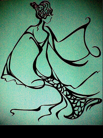 Queen of Paradise by Hiroko