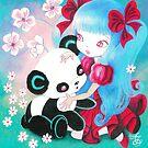 Panda Bear Paradise by TenshiNoYume