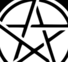 Anti Possession Supernatural Sticker