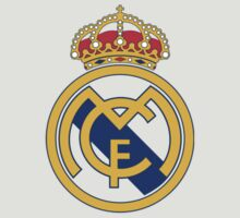 Real Madrid hoodies, t-shirts and more by PSBaz