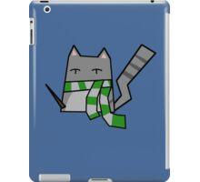 Slytherin Kitty iPad Case/Skin