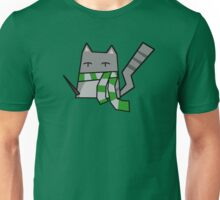 Slytherin Kitty Unisex T-Shirt