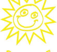 Sun Smile  by Martin Rosenberger