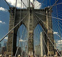 Brooklyn Bridge by hockeynyr35