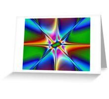 Prismatic Greeting Card