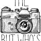 Camera black ink by biticol