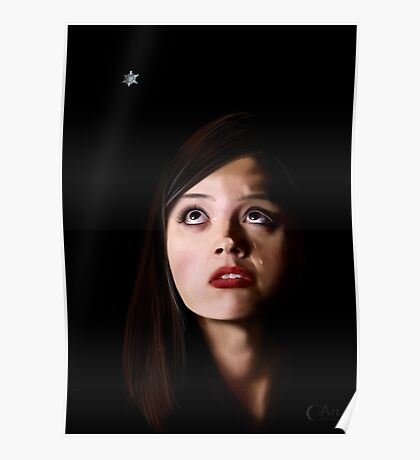 Clara's Tears...Missing the Doctor Poster