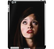 Clara's Tears...Missing the Doctor iPad Case/Skin