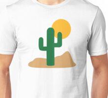 Cactus desert Unisex T-Shirt