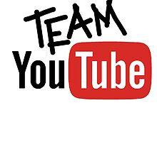 Team YouTube by ohsotorix3