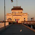 St Kilda Pier by Vanessa Semmens