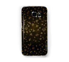 Charter gold Samsung Galaxy Case/Skin