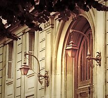 Saint Germain des Prés by kuntaldaftary