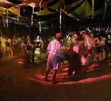 TRIBEADELIC 2008 NEW YEARS  GATHERING by OZDOOF