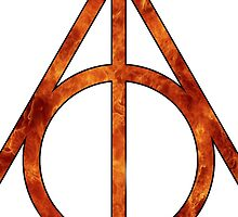 Harry Potter Deathly Hallows by Budnick3000