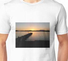 Dead Finish, Malacoota Top Lake, Gippsland, Victoria, Australia  Unisex T-Shirt