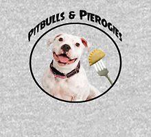 Pitbulls & Pierogies Unisex T-Shirt