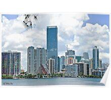 City of Miami Poster