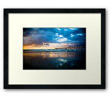 Clouds at Dawn Framed Print