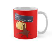 Oh hey I made you some coffee~ Mug