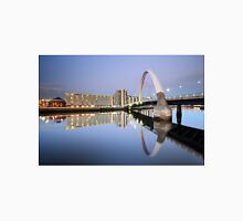 Glasgow Clyde Arc Reflection Unisex T-Shirt