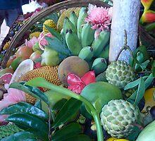 Tropical Fruit by D. D.AMO