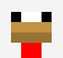 Chicken - Minecraft by janeemanoo