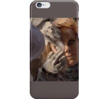 Yewll Patches Rynns Eye iPhone Case/Skin