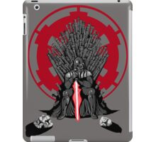 Playing the Game of Clones iPad Case/Skin