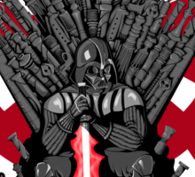 Playing the Game of Clones Sticker