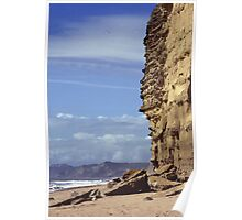 High Cliffs Poster