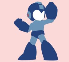 Megaman Vector Kids Clothes