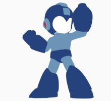 Megaman Vector by ViralDrone
