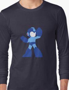 Megaman Vector Long Sleeve T-Shirt