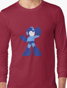 Megaman Vector Long Sleeve T-Shirt