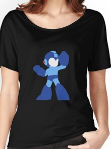 Megaman Vector Women's Relaxed Fit T-Shirt