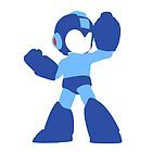 Megaman Vector by ViralDrone