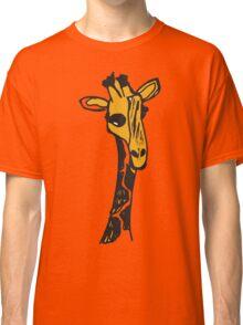 Towering Giraffe Classic T-Shirt