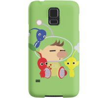 Olimar and Pikmin Vector Samsung Galaxy Case/Skin