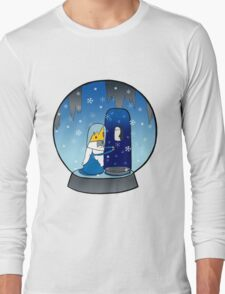 Poor Mr Ice King Long Sleeve T-Shirt