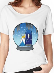 Poor Mr Ice King Women's Relaxed Fit T-Shirt