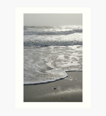 Ocean's Ten Art Print