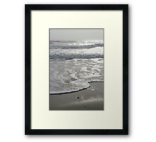 Ocean's Ten Framed Print
