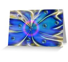 Attracting Forces Greeting Card