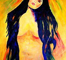 Aura............. by Renate  Dartois