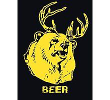 Always Sunny Bear T-shirt Photographic Print